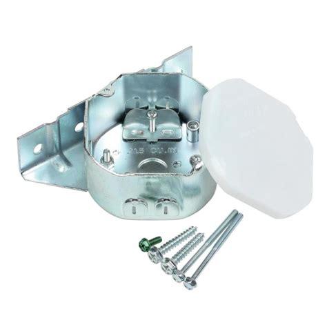 8 inch box fan westinghouse sidemount plus fan box 2 1 8 inch deep