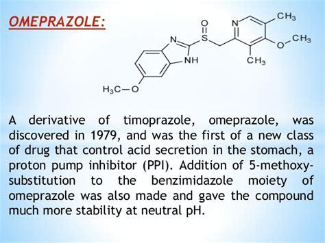 pantoprazole proton inhibitor proton inhibitors discovery and development