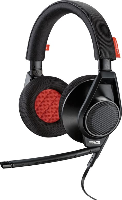 Headset Rig plantronics rig stereo headset and mixer review impulse gamer