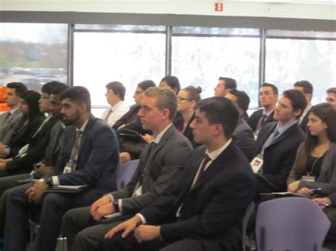 Tvnj Mba Admissions by Bloomberg Site Visit School Of Business