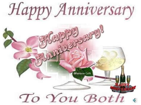 Wedding Anniversary Wishes Self by Happy Anniversary To You Both Pictures Photos And Images