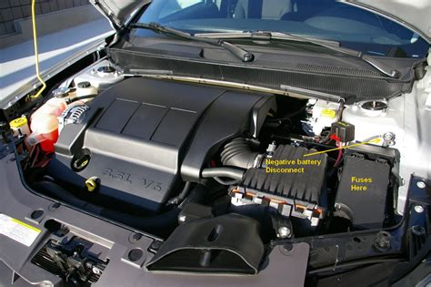 Chrysler Sebring Battery Location by Sebring Fuse Box Diagram Get Free Image About Wiring Diagram