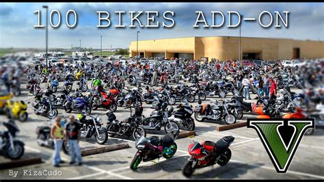 realcars02 dlc car pack add on gta5 mods com 100 bikes add on compilation pack gta5 mods com