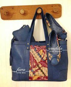 tutorial tas songket beauty phyton bags from batik material made in indonesia