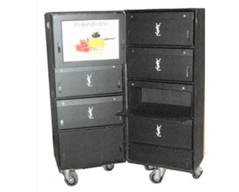 travel suitcase with drawers fibre case corp custom cases