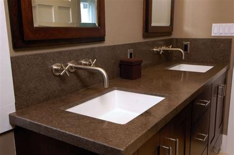 wall mount faucet Bathroom Contemporary with bowl sink floating vanity   beeyoutifullife.com