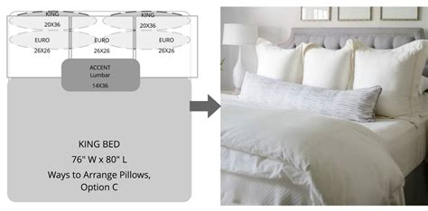 Pillow Sizes For Bed by Bed Pillow Sizes 58 For Home Interior Design With Bed