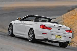 2013 Bmw Convertible Drive 2013 Bmw 640i Gran Coupe Automobile Magazine