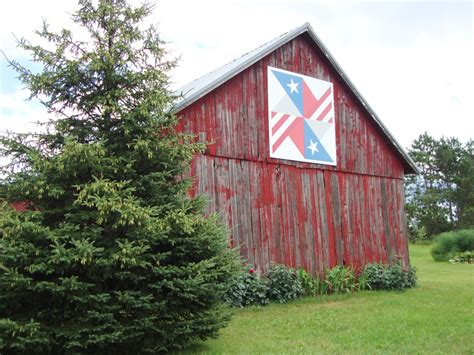 Shawano County Barn Quilts more barn quilts in shawano county quilt addicts anonymous