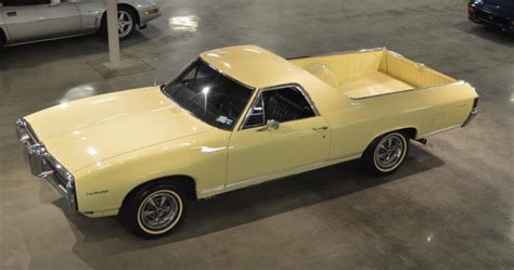 Pontiac El Camino by Did You There Was At Least One Pontiac El Camino And