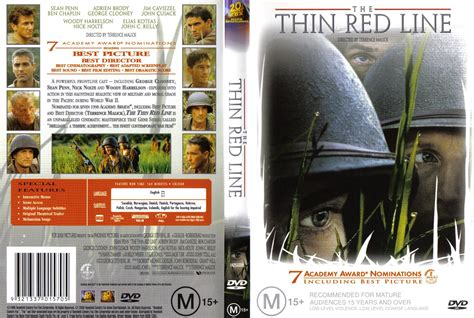 Dvd Original The Thin Line Region 2 covers box sk the thin line 1998 high quality dvd blueray