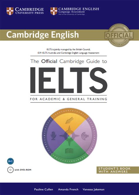free pdf the official cambridge guide to ielts ebook cd