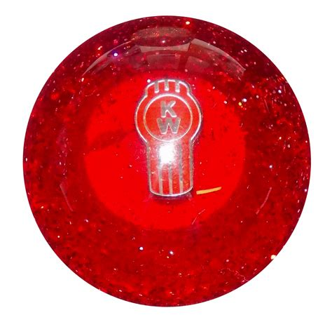 Glitter Shift Knob by Glitter Kenworth Shift Knob