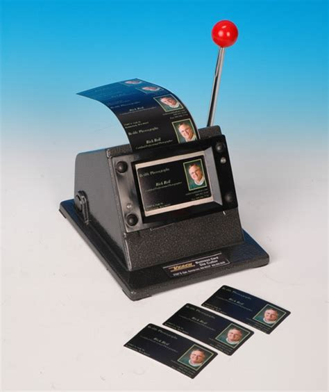 die cut machines for card business card