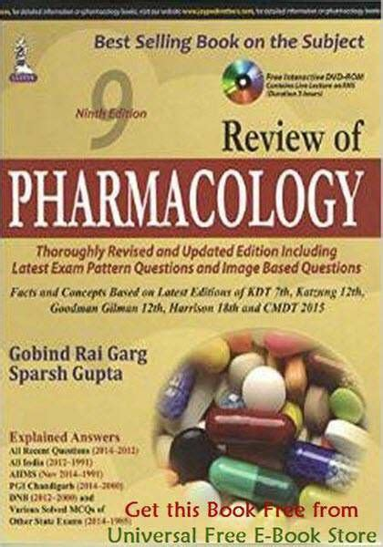 Pdf Review Pharmacology Second Gleason by 1000 Images About Ebooks On And