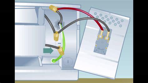 install  single pole  volt baseboard mount