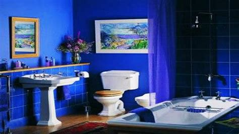 Small Master Bathroom Design Ideas small bathroom organization ideas cobalt blue interior