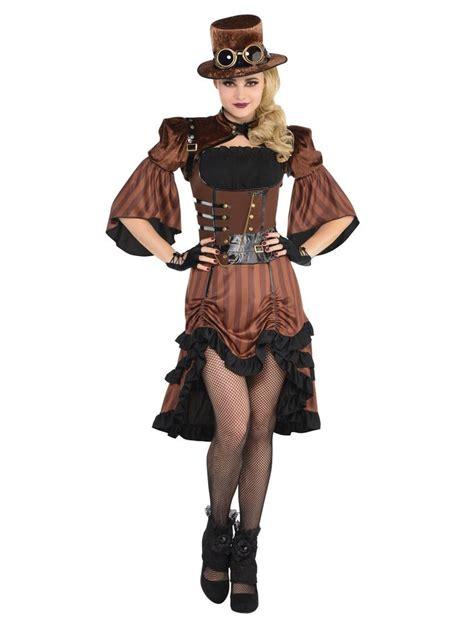 dream steamy costume  women steampunk costume