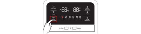 reset filter light on fridge reset your refrigerator filter indicator light water