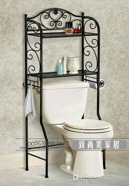 wrought iron bathroom shelves 2018 the new wrought iron shelf european style bathroom