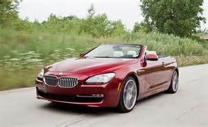2012 Bmw 650i Convertible For Sale Car And Driver 2012 Bmw 650i Convertible Test Drive