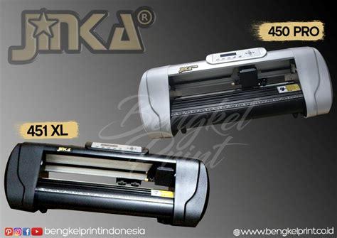 Mesin Cutting Sticker Jinka 451 Pro perbedaan mesin cutting sticker jinka 451 dan 450 pro