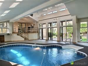 maison a vendre avec piscine interieure ile de