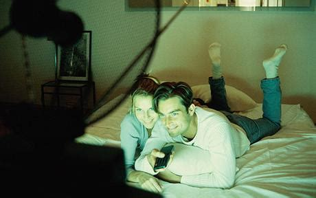 tv  bed  chronic health problems study claims