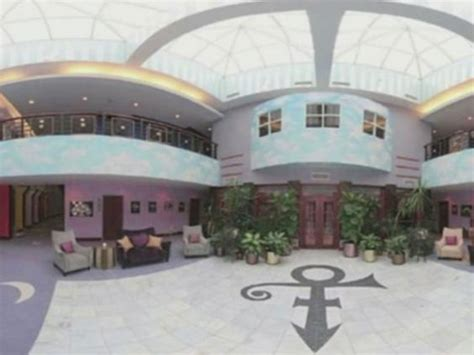 Floor Plan 1000 Square Foot House Paisley Park Inside Prince S 10m Home The Independent