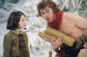 Tumnus Witch Wardrobe by The Chronicles Of Narnia The The Witch And The