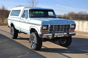 1979 Ford F250 1979 Ford F250 4x4