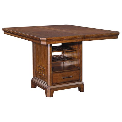 broyhill bench broyhill furniture estes park counter height table with