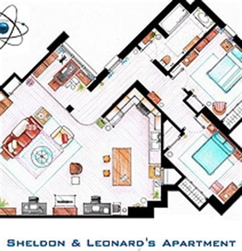 artsy architectural apartment floor plans from tv shows 9 pics bit rebels artsy architectural apartment floor plans from tv shows 9