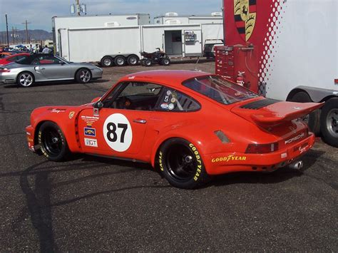 Racing Porsche 911 by 1974 Porsche 911 Rsr John James Racing