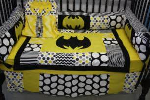 Batman Crib Bedding Sets Lighting