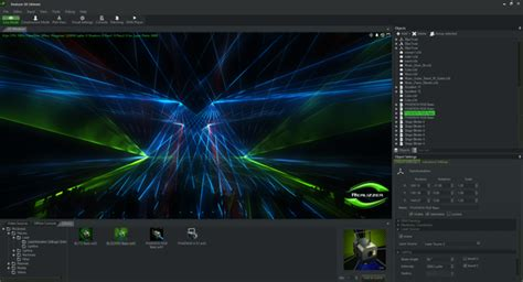 light show programming software realizzer 3d basic pangolin laser systems