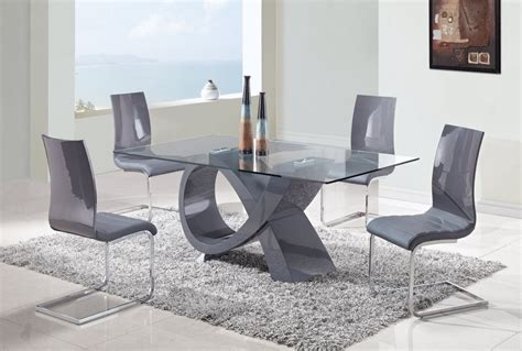 Modern Dining Tables And Chairs Best Modern Dining Table For High Class Furniture Designs Traba Homes