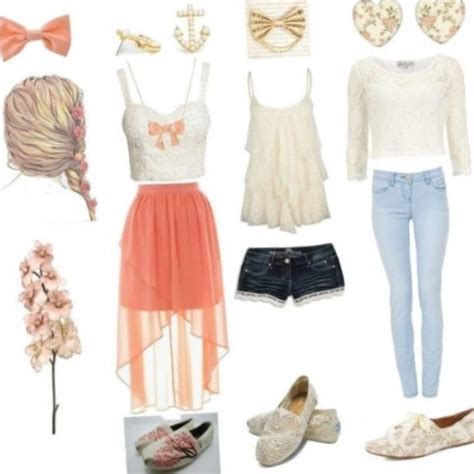 cute summer clothes  teens letspluseu collection