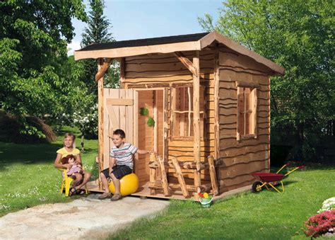 Kinder Holz Spielhaus Weka 171 Mecki 187 Abenteuerhaus