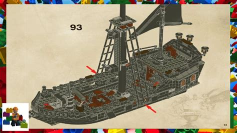 the black pearl book report lego of the caribbean 4184