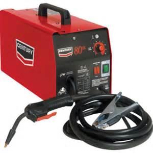 century 120 volt 80 flux wire feed welder hd supply