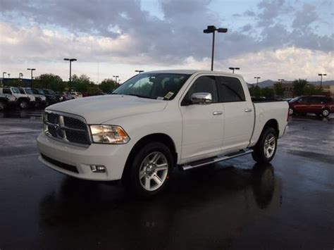 tempe dodge chrysler 2012 ram 1500 laramie longhorn limited edition at tempe