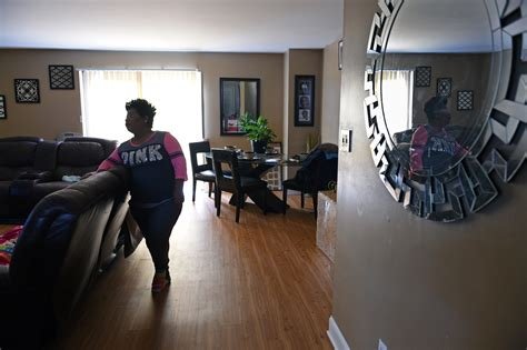 baltimore county housing city housing program stirs fears in baltimore county baltimore sun