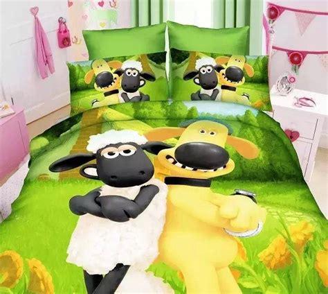 Shaun The Sheep Bedding Set Shaun The Sheep Bedding Set 100 Cotton Shaun The Sheep Bedding Set Duvet Cover And Sheep