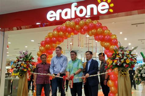 erafone veteran palembang indonesia erafone resmikan megastore berlokasi di mall margo city