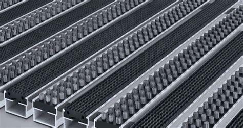 zerbino tecnico zerbini tecnici in alluminio baio mats