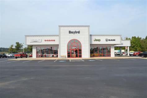 Jeep Dealerships In Arkansas Bayird Dodge Chrysler Jeep Ram Car Dealership In Paragould