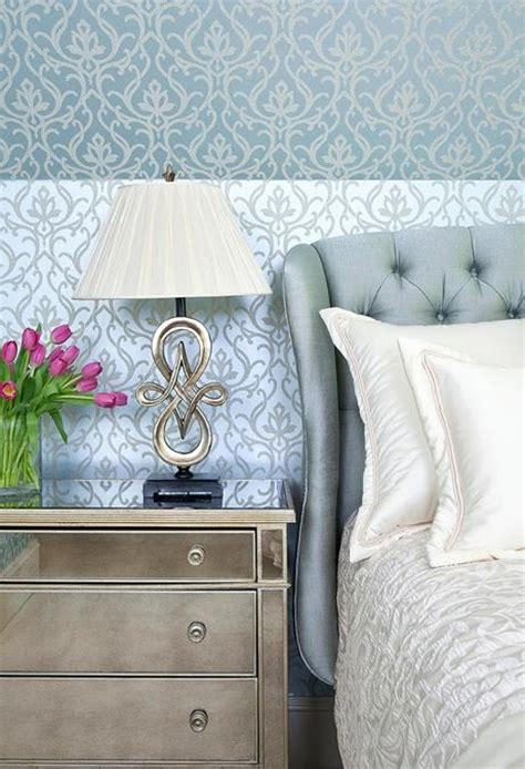light blue bedroom decor chic bedroom decorating ideas enhancing classic style with