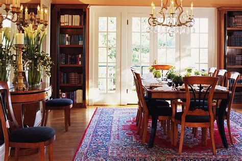 how to pick a rug for your dining room how to choose the right dining room rug