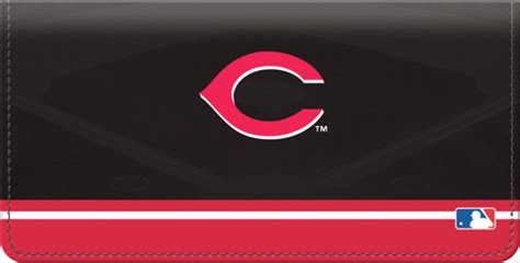 Uc Background Check Cincinnati Reds Checks Cincinnati Reds Logo Personal Checks